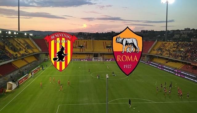 Soi kèo bóng đá trận Benevento vs AS Roma, 2h45 – 22/02/2021