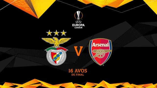Soi kèo bóng đá trận Benfica vs Arsenal, 3h00 – 19/2/2021