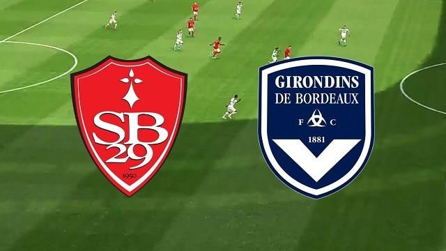 Soi kèo bóng đá trận Brest vs Bordeaux, 19h00 – 07/02/2021