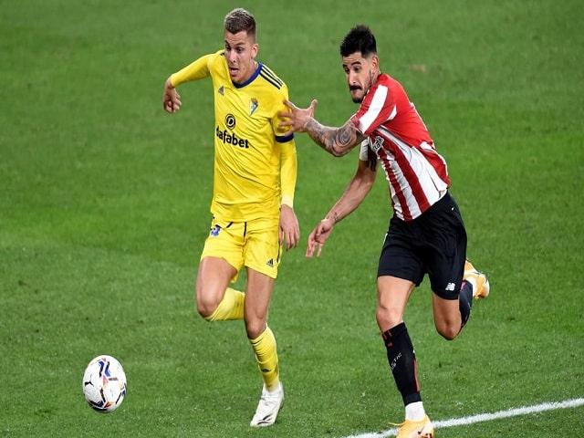 Soi kèo bóng đá trận Cadiz vs Athletic Bilbao, 03:00 – 16/02/2021