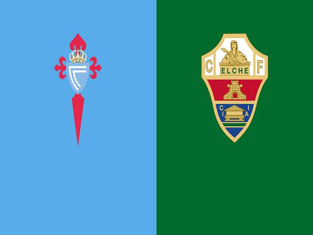 Soi kèo bóng đá trận Celta Vigo vs Elche, 03:00 – 13/02/2021
