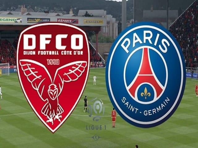 Soi kèo bóng đá trận Dijon vs PSG, 23:00 – 27/02/2021