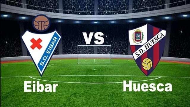 Soi kèo bóng đá trận Eibar vs Huesca, 20h00 – 27/02/2021