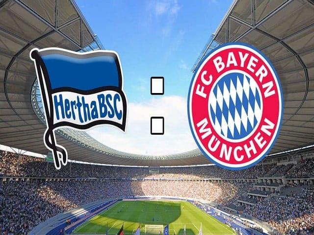 Soi kèo bóng đá trận Hertha Berlin vs Bayern Munich, 02:30 – 06/02/2021