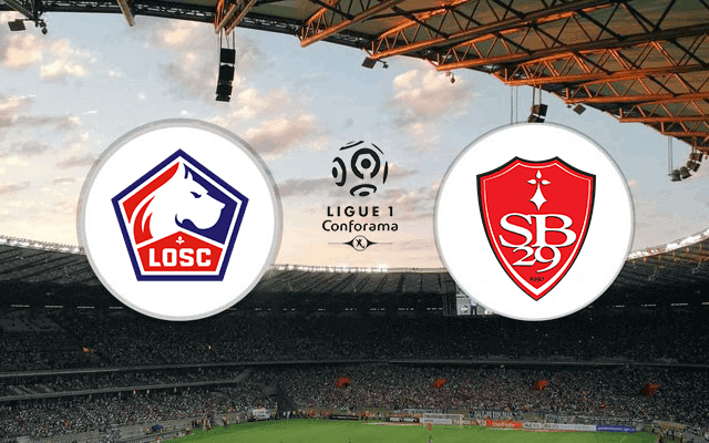 Soi kèo bóng đá trận Lille vs Brest, 23h00 – 14/02/2021