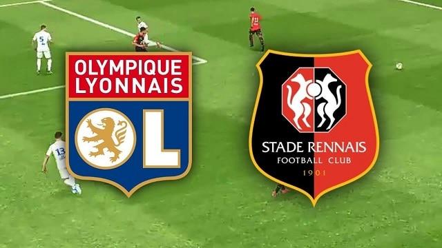 Soi kèo bóng đá trận Lyon vs Rennes, 1h00 – 04/03/2021