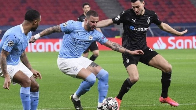 Soi kèo bóng đá trận Manchester City vs B. Monchengladbach, 3:00 – 17/03/2021