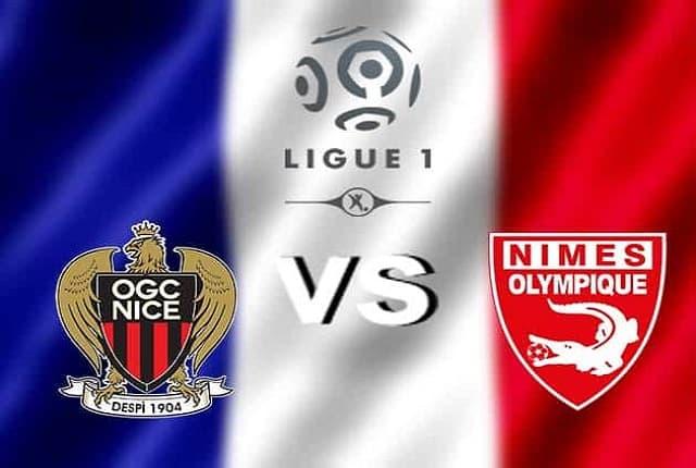 Soi kèo bóng đá trận Nice vs Nimes, 1:00 – 04/03/2021