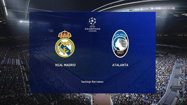 Soi kèo bóng đá trận Real Madrid vs Atalanta, 3:00 – 17/03/2021