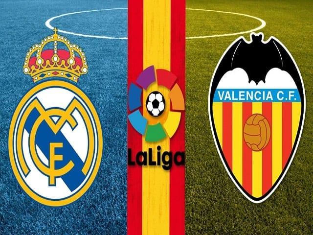 Soi kèo bóng đá trận Real Madrid vs Valencia, 22:15 – 14/02/2021