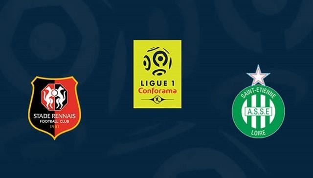 Soi kèo bóng đá trận Rennes vs St Etienne, 21h00 – 14/02/2021