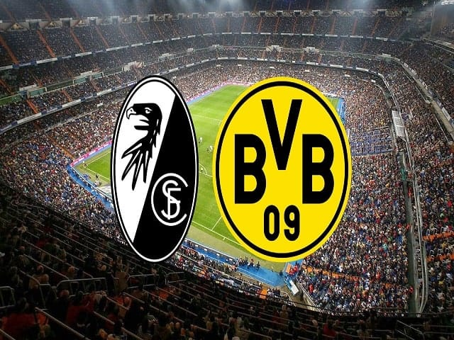 Soi kèo bóng đá trận SC Freiburg vs Borussia Dortmund, 21:30 – 06/02/2021
