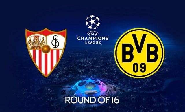 Soi kèo bóng đá trận Sevilla vs Dortmund, 3:00 – 18/02/2021