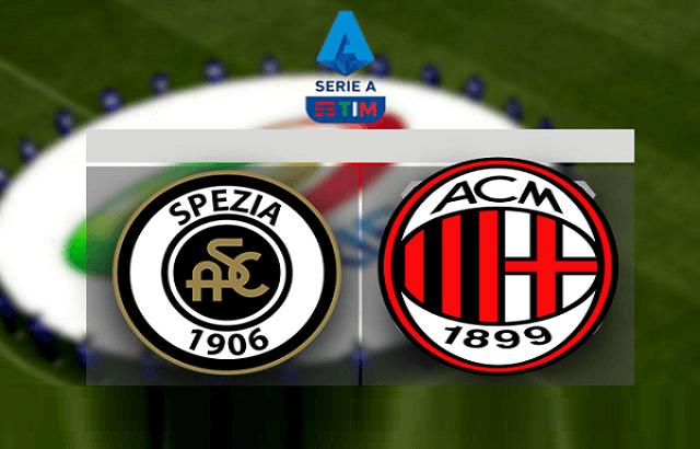 Soi kèo bóng đá trận Spezia vs AC Milan, 2h45 – 14/02/2021