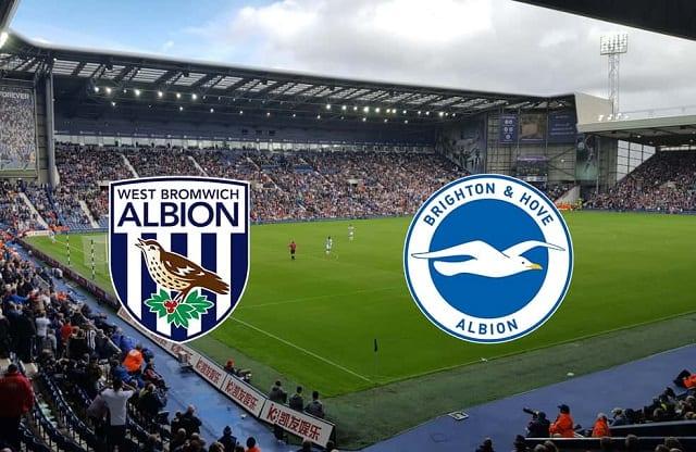 Soi kèo bóng đá trận West Brom vs Brighton, 22h00 – 27/02/2021