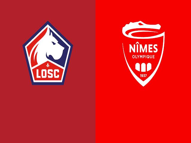 Soi kèo bóng đá trận Lille vs Nimes, 23:05 – 21/03/2021
