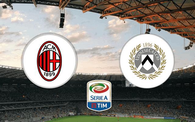 Soi kèo bóng đá trận AC Milan vs Udinese, 2:45 – 04/03/2021