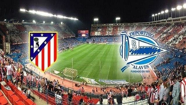 Soi kèo bóng đá trận Atl. Madrid vs Alaves, 0h30 – 22/03/2021