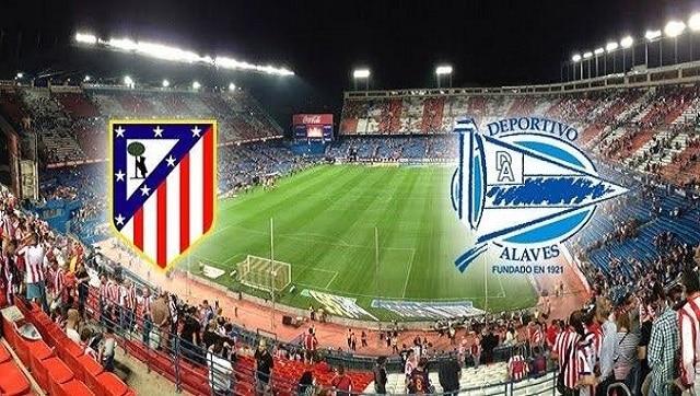 Soi kèo bóng đá trận Atl. Madrid vs Alaves, 0:30 – 22/03/20210