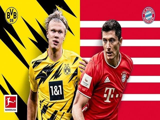 Soi kèo bóng đá trận Bayern Munich vs Borussia Dortmund, 00:00 – 07/03/2021