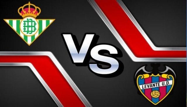 Soi kèo bóng đá trận Betis vs Levante, 3h20 – 20/03/2021