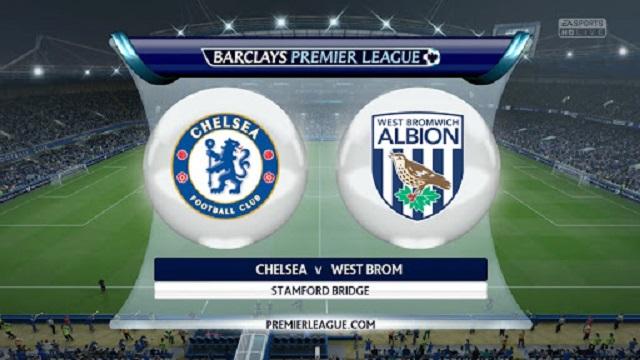Soi kèo bóng đá trận Chelsea vs West Brom, 18:30 – 03/04/2021