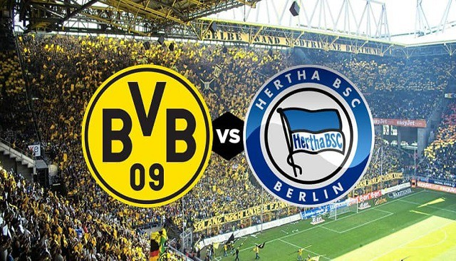 Soi kèo bóng đá trận Dortmund vs Hertha Berlin, 0:30 – 14/03/2021