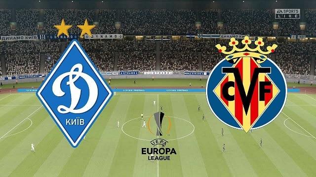 Soi kèo bóng đá trận Dyn. Kyiv vs Villarreal, 0h55 – 12/03/2021