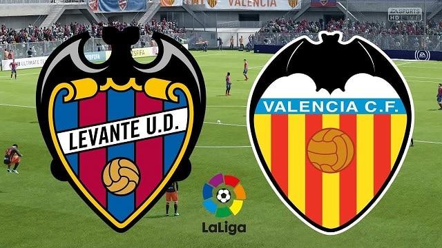 Soi kèo bóng đá trận Levante vs Valencia, 3:00 – 13/03/2021