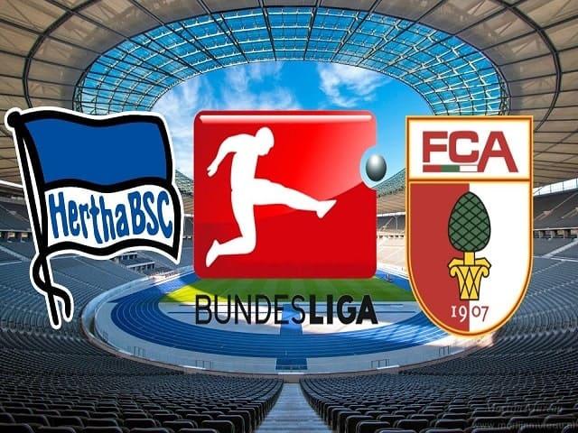Soi kèo bóng đá trận Hertha Berlin vs FC Augsburg, 21:30 – 06/03/2021