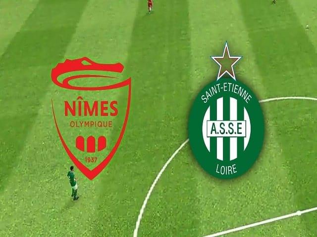 Soi kèo bóng đá trận Nimes vs St Etienne, 22:05 – 04/04/2021