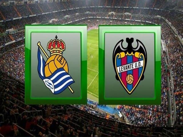 Soi kèo bóng đá trận Real Sociedad vs Levante, 00:30 – 08/03/2021