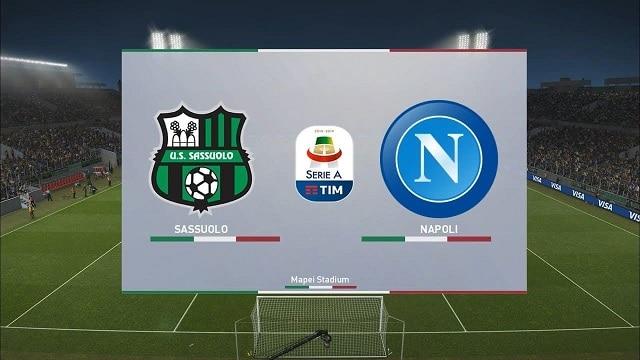 Soi kèo bóng đá trận Sassuolo vs Napoli, 0:30 – 04/03/2021