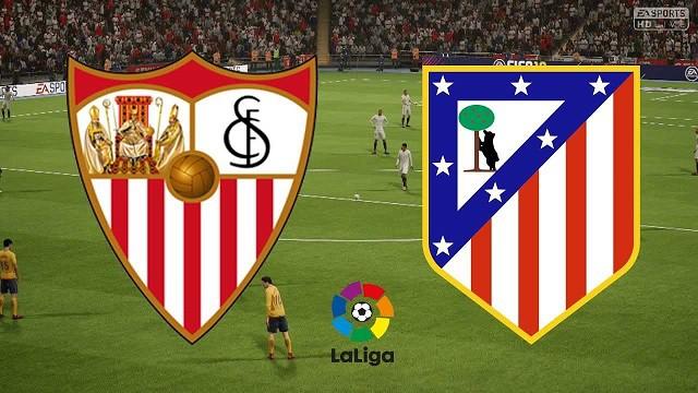 Soi kèo bóng đá trận Sevilla vs Atl. Madrid, 2h00 – 05/04/2021