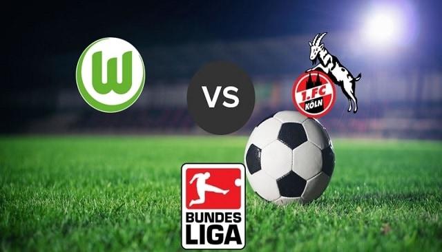 Soi kèo bóng đá trận Wolfsburg vs FC Koln, 20h30 – 03/04/2021