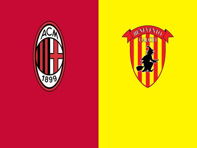Soi kèo bóng đá trận AC Milan vs Benevento, 01:45 – 02/05/2021