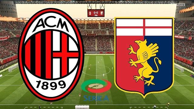 Soi kèo bóng đá trận AC Milan vs Genoa, 17:30 – 17/04/2021