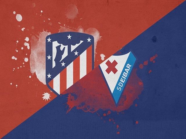 Soi kèo bóng đá trận Atletico Madrid vs Eibar, 21:15 – 18/04/2021