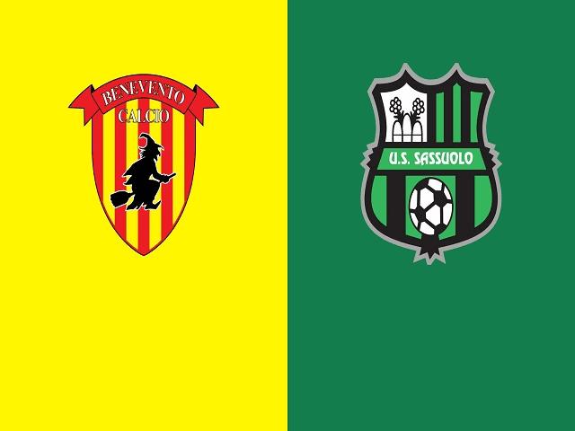 Soi kèo bóng đá trận Benevento vs Sassuolo, 01:45 – 13/04/2021
