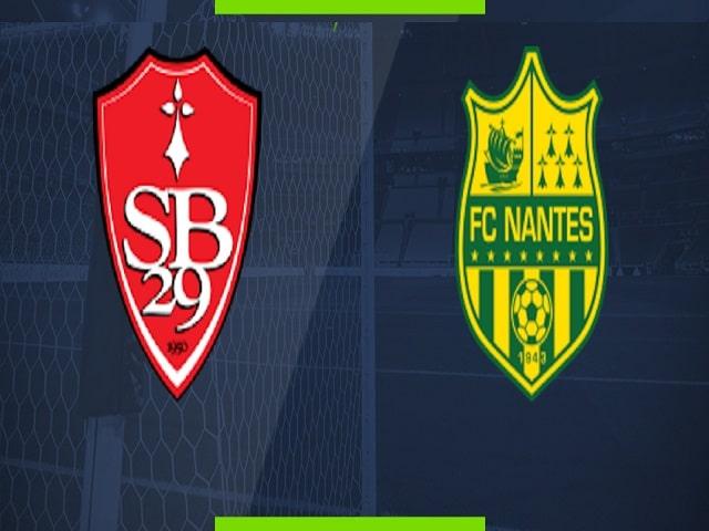 Soi kèo bóng đá trận Brest vs Nantes, 20:00 – 02/05/2021