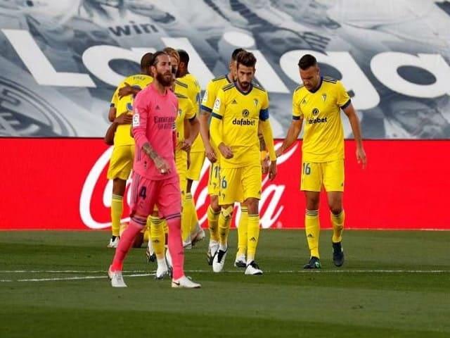 Soi kèo bóng đá trận Cadiz CF vs Real Madrid, 03:00 – 22/04/2021