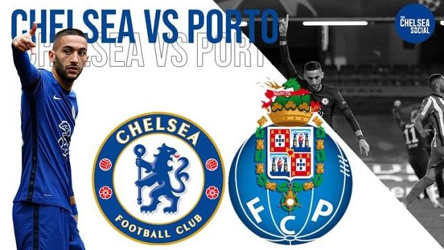 Soi kèo bóng đá trận Chelsea vs FC Porto, 2:00 – 14/04/2021