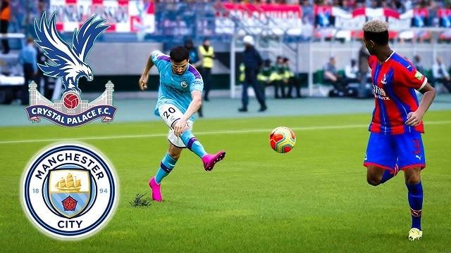 Soi kèo bóng đá trận Crystal Palace vs Manchester City, 18:30 – 01/05/2021