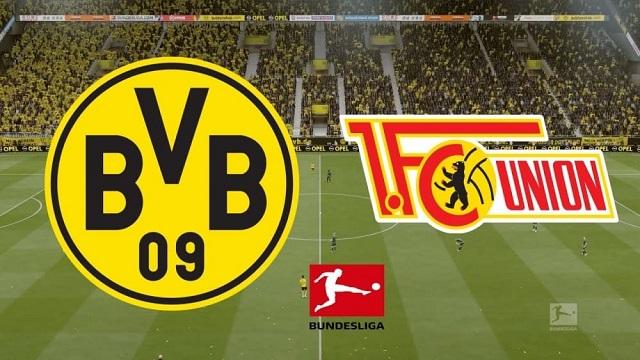 Soi kèo bóng đá trận Dortmund vs Union Berlin, 1h30 – 22/04/2021