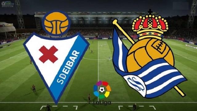 Soi kèo bóng đá trận Eibar vs Real Sociedad, 2h00 – 27/04/2021