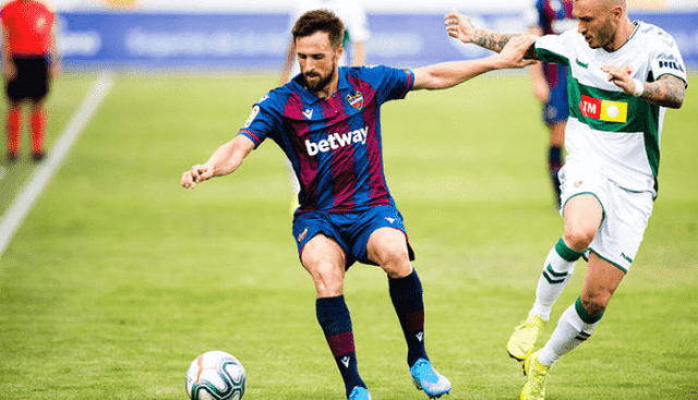 Soi kèo bóng đá trận Elche vs Levante, 19:00 – 24/04/20210