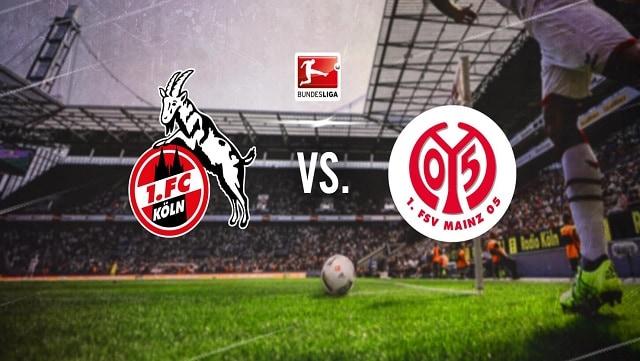 Soi kèo bóng đá trận FC Koln vs Mainz, 23:00 – 11/04/2021