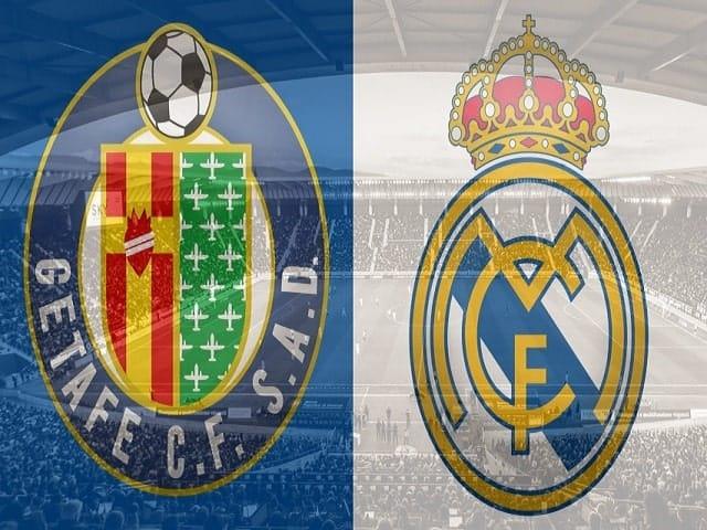 Soi kèo bóng đá trận Getafe vs Real Madrid, 02:00 – 19/04/2021
