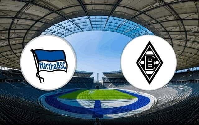 Soi kèo bóng đá trận Hertha Berlin vs B. Monchengladbach, 20:30 – 10/04/2021