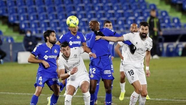 Soi kèo bóng đá trận Huesca vs Getafe, 19:00 – 25/04/20210